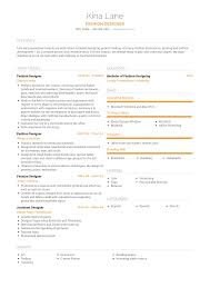 Fashion Designer - Resume Samples And Templates | VisualCV 12 Resume Overview Examples Attendance Sheet Resume Summary Examples 50 Samples Project Manager Profile Best How To Write A Writing Guide Rg Sample Achievement Statements Valid Rumes For Many Job Openings 89 Eeering Summary Soft555com Format That Grabs Attention Blog