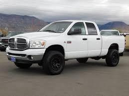 100 Dodge Ram Truck 2008 2500 BIG HORN Quad Cab Short Bed For