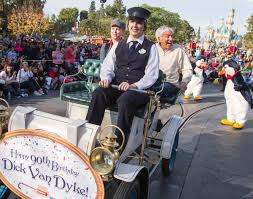 90th Anaheim Halloween Parade by At 90 Van Still Has A Song In His Heart U2013 Orange County