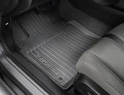 Honda Accord Floor Mats 2007 by High Wall All Season Floor Mats Honda Interior 08p17 Tba 300