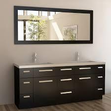 Antique Bathroom Vanity Double Sink by Bed Bath Antique 72 Inch Bathroom Vanity And Double Sink Wood
