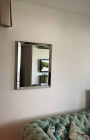edler design spiegel wandspiegel spiegelglas spiegelrahmen handmade carl svensson 80x60 design impex