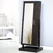 Best Ideas Of Mirrors White Wooden Free Standing Full Length ... Mini Jewelry Armoire Abolishrmcom Best Ideas Of Standing Full Length Mirror Jewelry Armoire Plans Photo Collection Diy Crowdbuild For Fniture Cheval Floor With Storage Minimalist Bedroom With For Decor Svozcom Over The Door Medicine Cabinet Outstanding View In Cheap Mirrored Home Designing Wall Mount Wooden