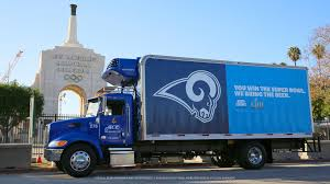 100 Bud Light Truck On Twitter LA Were Here To Help You Send The RamsNFL