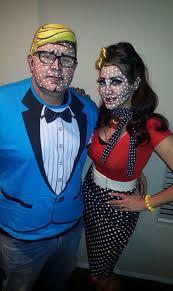 Purge Halloween Mask Couple by Pop Art Inspired Google Search Comics Pop Art Attire