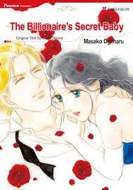 The Billionaires Secret Baby Harlequin Comics By OGIMARU MASAKO DEVINE CAROL