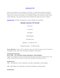 Sample Resume Computer Science Engineering Lecturer For Faculty Photo Gallery Website Format In