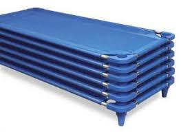 Preschool Cots 6 Pack