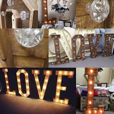 Letter Lights Example 2018 A M N Z Alphabet Led Letter Lights