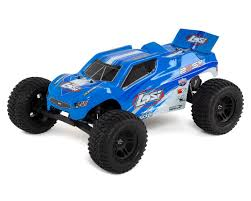 100 Stadium Truck Losi 22S ST RTR 110 2WD Brushless BlueSilver