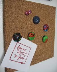 magnet corkboard tiles 6 steps