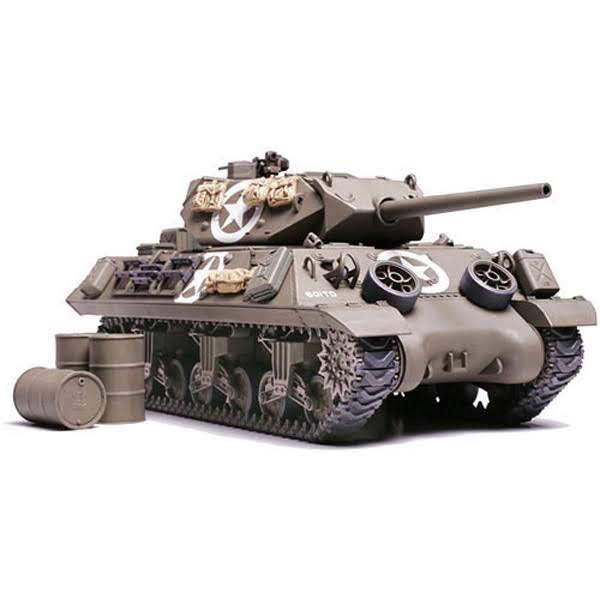 Tamiya U.S. Tank Destroyer M10 Mid Production - 1:48 Scale