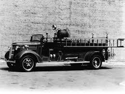 1937 GMC T18 Firetruck
