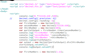 Javascript Math Ceil Floor by How To Deal With Floating Point Number Precision In Javascript