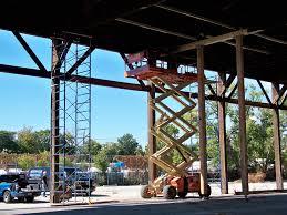 100 Bowstring Roof Truss Truss Repair Shoring Truss Roof