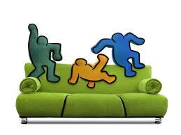 bretz sofa keith haring