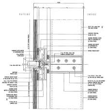 Kawneer Curtain Wall Cad Details by Best 25 Curtain Wall Detail Ideas On Pinterest Roof Detail