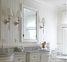 View In Gallery Simple And Spectacular Beadboard A Vintage Feel Bathroom