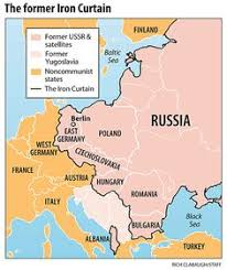 Iron Curtain Warsaw Pact Apush by Nato And Warsaw Pact Troop Strengths In 1959 Cold War