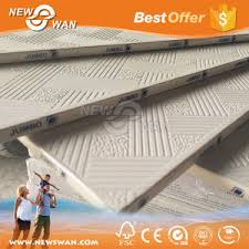 china vinyl coated gypsum ceiling tiles gypsum ceiling board