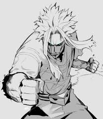 All Might Blood Cool Angry My Hero Academia
