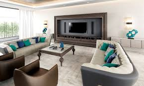 100 Penthouse In London In Furniture From Spain