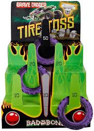 Men's Monster Jam 3D Ring Toss Game 24