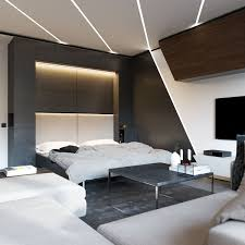 A New Project In Minimalist Style On Behance Bedrooms