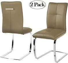 ambiendi 2er set schwingerstuhl esszimmerstühle modern stil