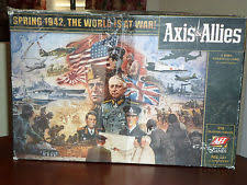 Avalon Hill 2004 Axis Allies Spring 1942 Board Game