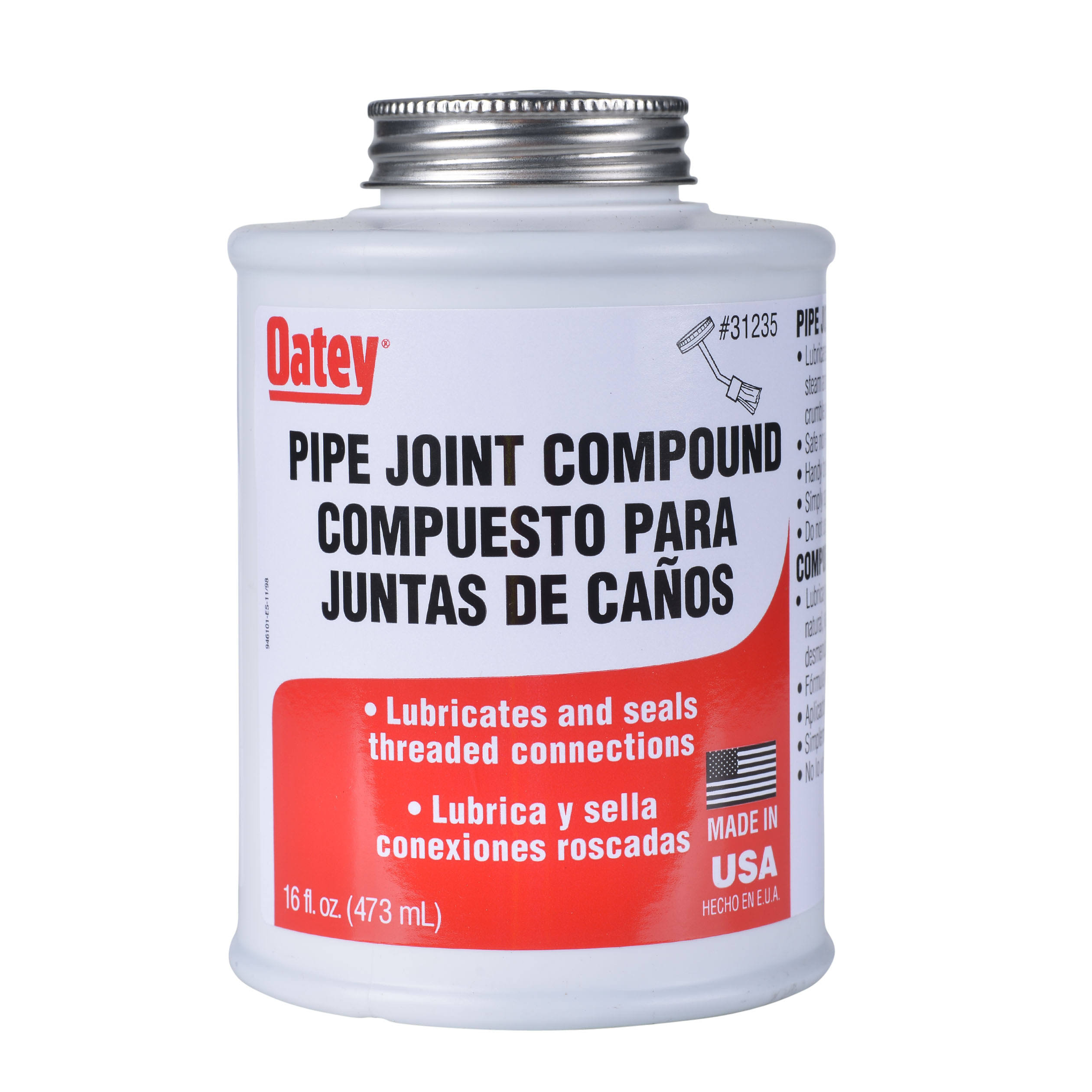 Oatey Pipe Joint Compound - 1oz