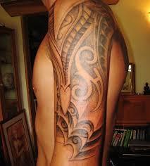 Tribal Half Sleeve Tattoo Ideas