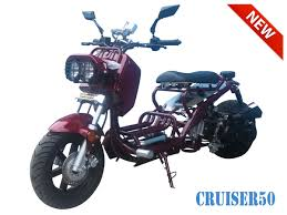 50cc Cruiser Scooter Birdys Scooters ATVs
