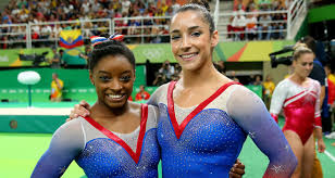 Aly Raisman Floor Routine Olympics 2016 by Simone Biles U0026 Aly Raisman Take Gold U0026 Silver In Gymnastics Floor
