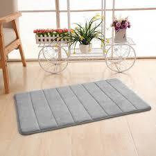 1x küche fussmatte teppich set badezimmer läufer rutschfest
