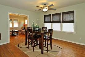 Dining Room Ceiling Fans Kitchen Table For Fine Fan In Over Chandelier
