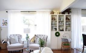 Ikea Aina Curtains Light Grey by All About Our Family Room And Dining Room Curtains Ikea Vivan