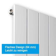 design paneelheizkörper vertikal mit handtuchstange weiß heizkörper badheizkörper flach badezimmer heizung inkl befestigung