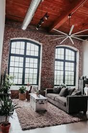 100 Loft Apartment Interior Design Modern Rustic Industrial In 2019