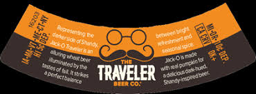 Travelers Pumpkin Beer by Traveler Grapefruit Shandy Hitting 24oz Cans U0026 Jack O Traveler