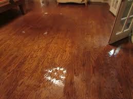 Hardwood Floor Buckled Water by Furniture Hardwood Floor Water Damage Magnificent On Inside