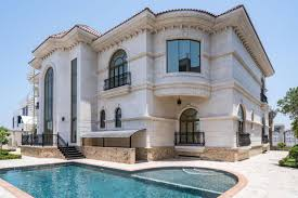 100 Villa In Dubai Dh42m Pearl Jumeirah Villa In Has Grandeur In Every