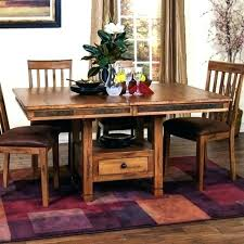 Round Kitchen Table With Leaves Dining Room Plans Butterfly Leaf Medium Size Of Extension