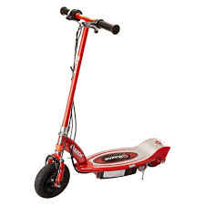 Razor E100 Motorized 24 Volt Electric Rechargeable Ride On Outdoor Scooter