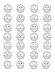 Kawai Cup Cakes