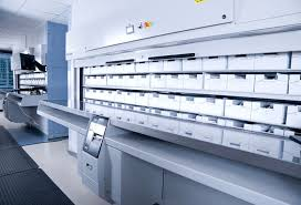 pharmacy automated dispensing cabinet omnicell
