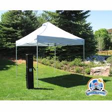 Undercover 10x10 Super Lightweight Canopy Package with White Top