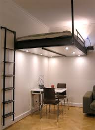 steps to saving space 15 compact stair designs for lofts urbanist
