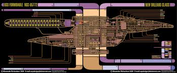 Starship Deck Plans Star Wars by Uss Formidable New Orleans Class Star Trek Pinterest Star