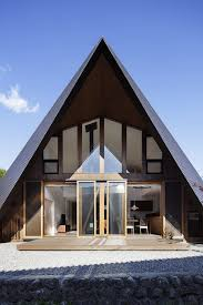 100 Japanese Modern House Design Creative Origami In Japan Combines A Distinct Silhouette With